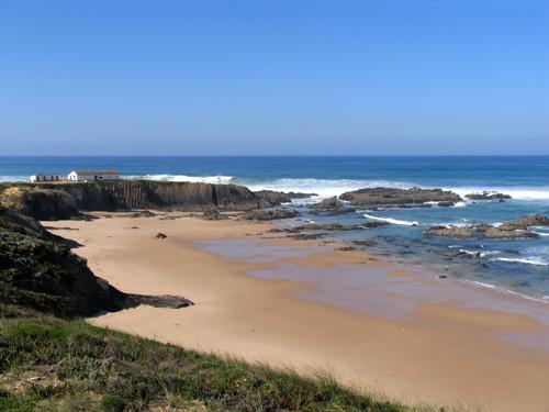 Praia do Almograve