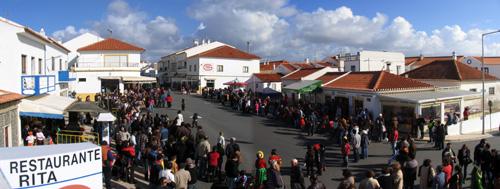 Carnaval na Zambujeira