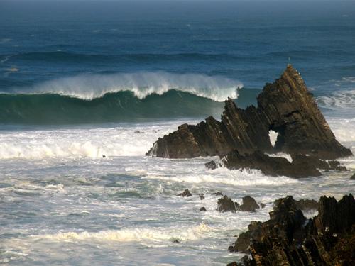 As ondas