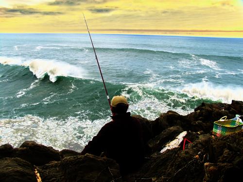 À Pesca