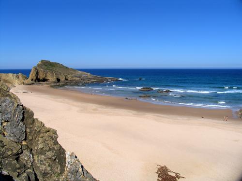 Praia dos Alteirinhos