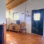 Casa pequena - Entrada e sala