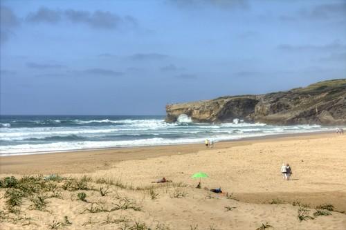 Praia de Monte Clérigo1