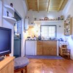 Casa pequena - Cozinha e WC