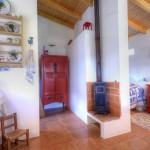 Casa pequena - Sala e quarto